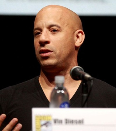 Vin Diesel (Photo: WikimediaCommons/GageSkidmore)