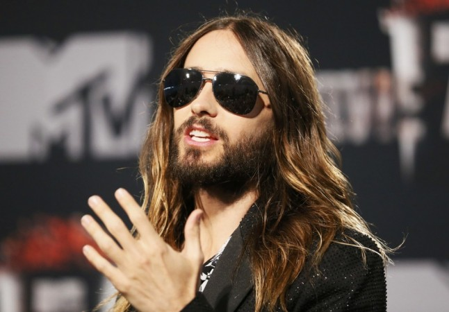 Suicide Squad\u0027 Jared Leto Flaunts New Hairstyle; Is this