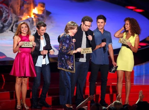 MTV Movie Awards 2014: 'Hunger Games: Catching Fire' Takes Lead, View Complete List of Winners