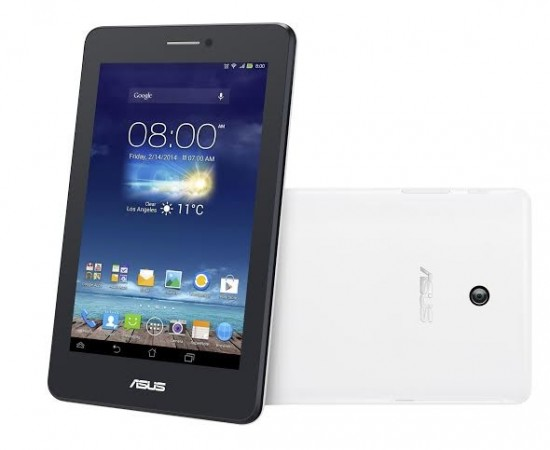 Asus Fonepad 7 Dual SIM Voice-Calling Tablet Launched in India; Price, Specs Details