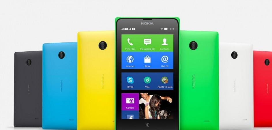 Nokia X price dropped
