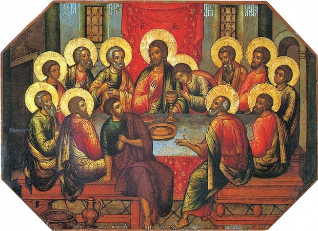 Maundy Thursday 2014 marks the day when Jesus Christ instituted the Eucharist during the Last Supper. (Photo: Wiki Commons)
