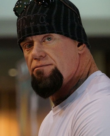 """Undertaker"" aka Mark Calaway (Photo: WikiCommons/MiguelDiscart)"