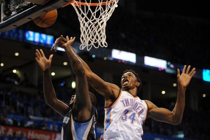 Memphis Grizzlies v Oklahoma City Thunders