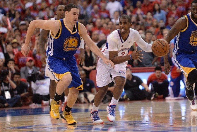 Los Angeles v Golden State Warriors