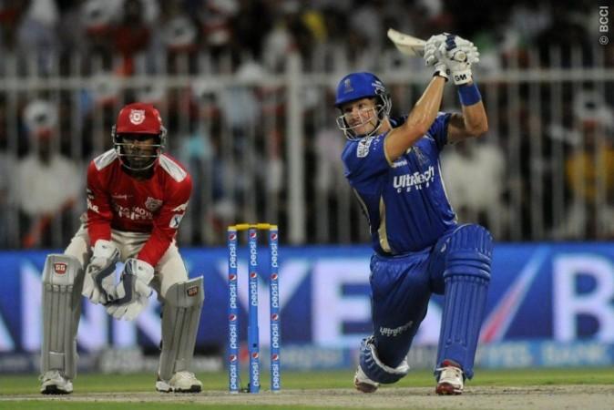 Shane Watson Rajasthan Royals