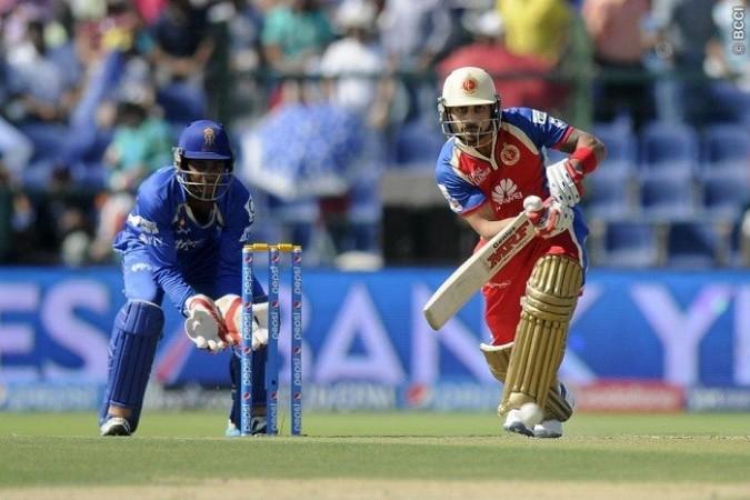 Virat Kohli RCB Sanju Samson Rajasthan Royals