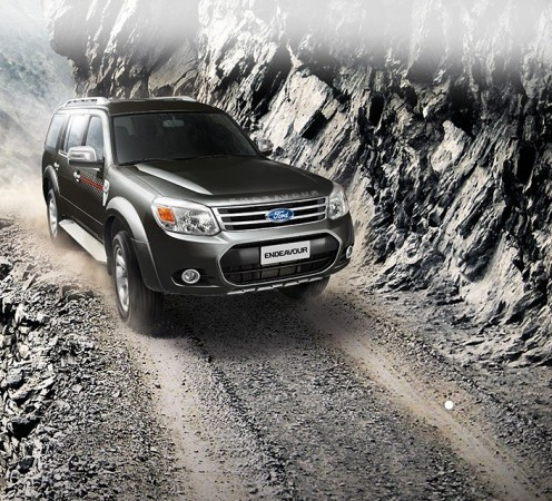 Ford's 2014 Endeavour Facelift in India; Price, Features Details