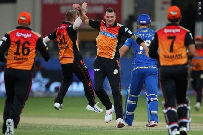 Dale Steyn Sunrisers Hyderabad