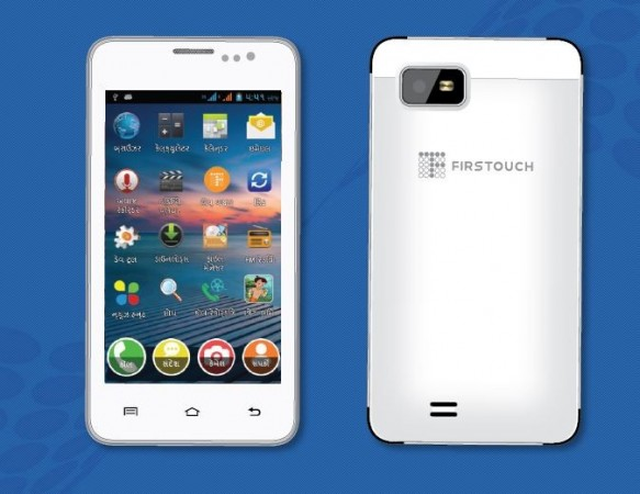 Firstouch A10 Budget Smartphone with Built-in Language Translator Launched in India