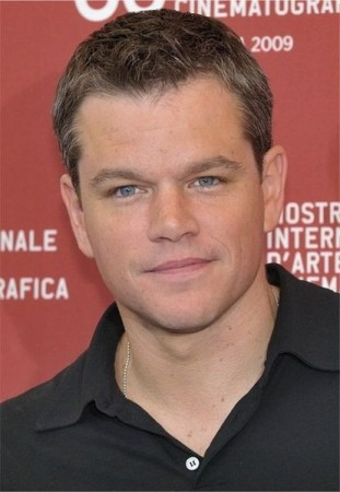 Matt Damon (Photo: WikiCommons/NicolasGenin)