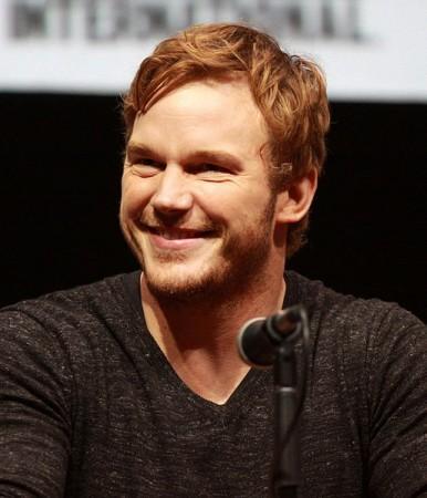 Chris Pratt (Photo: WikiCommons/GageSkidmore)