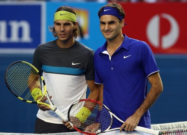 Nadal - Federer