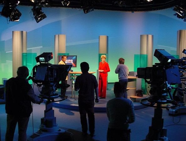In a first, American atheists are planning to launch a television channel, dedicated exclusively for non-believers. (Representational Picture: Wikimedia Commons/Tilo Mittelstrass)