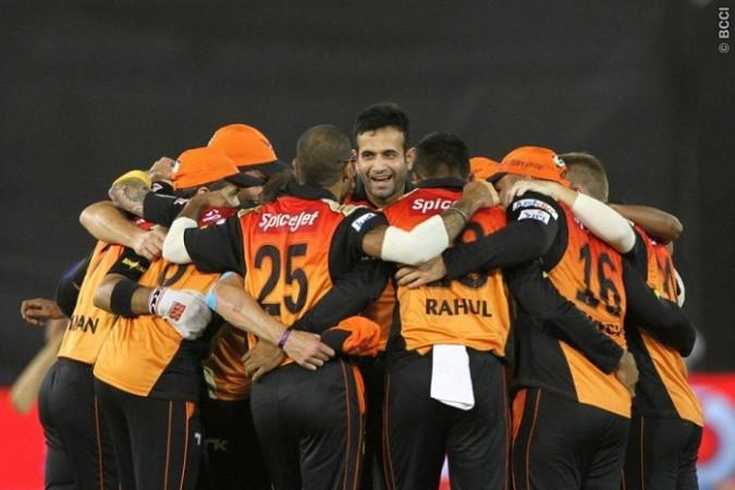 Sunrisers Hyderabad Irfan Pathan