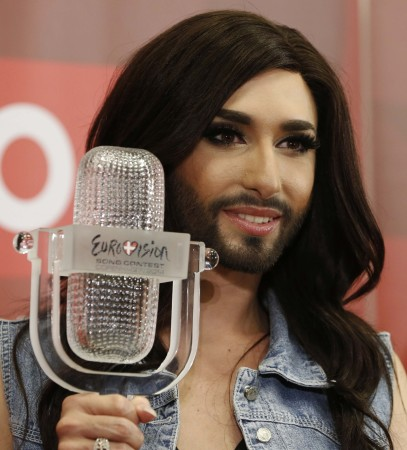 """Russian politicians have slammed Conchita Wurst's Eurovision win and labelled it as """"the end of Europe""""."""