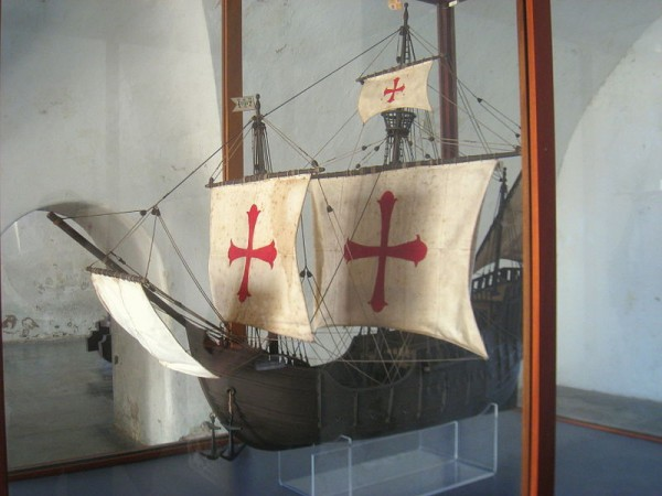 A world-renowned explorer has claimed that he may have found Christopher Columbus' cargo ship, the Santa Maria