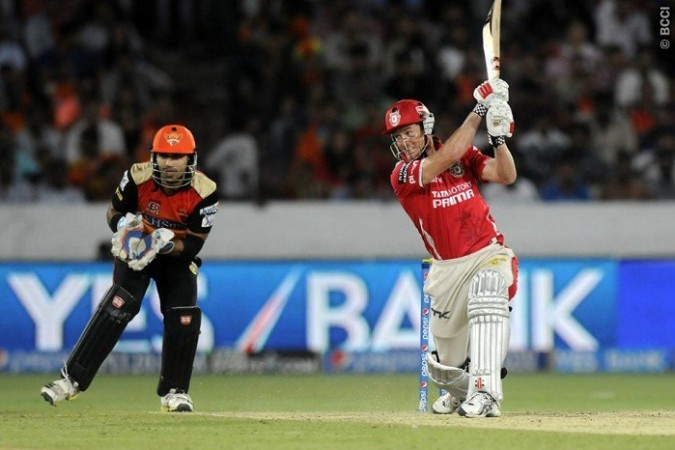 George Bailey Kings XI Punjab