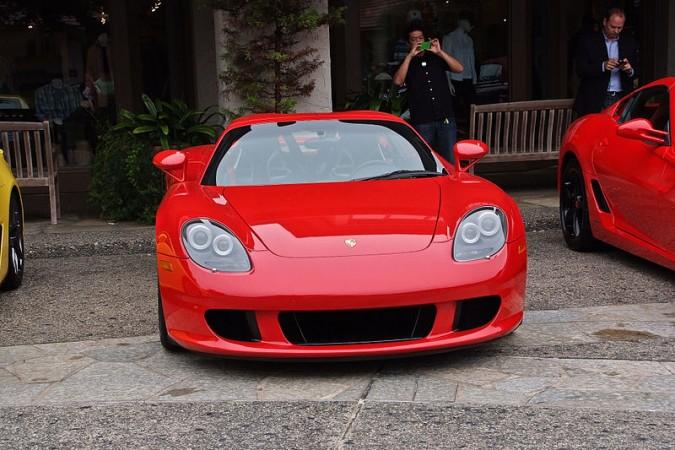 Porche Carrera GT