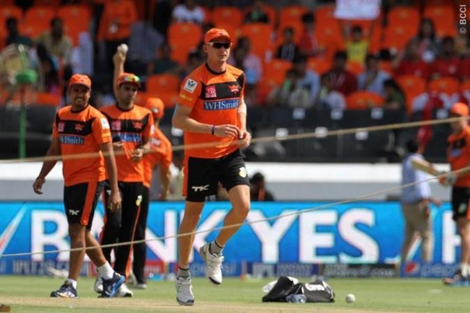 Dale Steyn Sunrisers Hyderabad