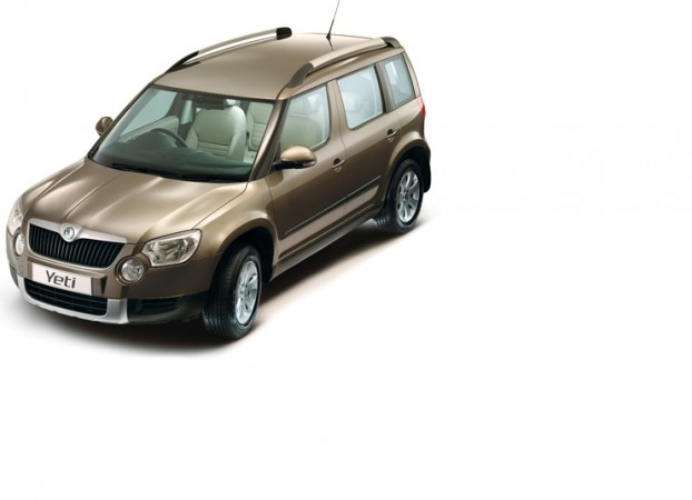 Skoda Yeti Facelift to Debut in Indian in July
