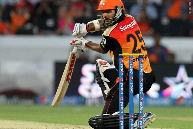 Shikhar Dhawan Sunrisers Hyderabad