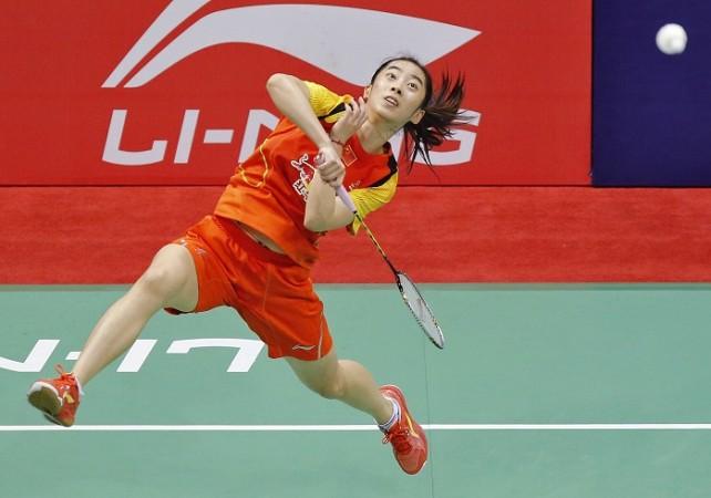 Wang Shixian Badminton