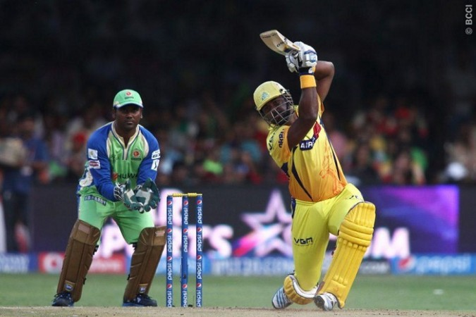 Dwaybe Smith CSK