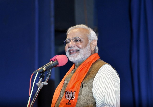 Modi Swearing In