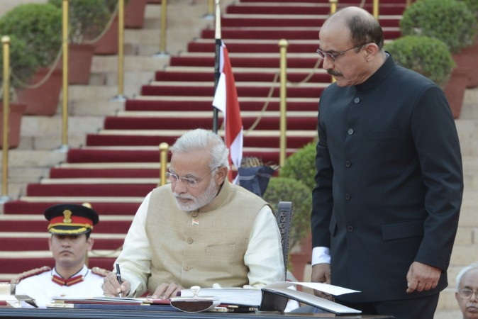 Narendra Modi Takes Oath as 15th Prime Minister of India