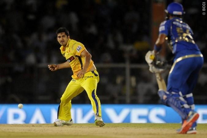 Mohit Sharma CSK