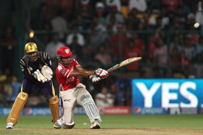 Wriddhiman Saha Kings XI Punjab