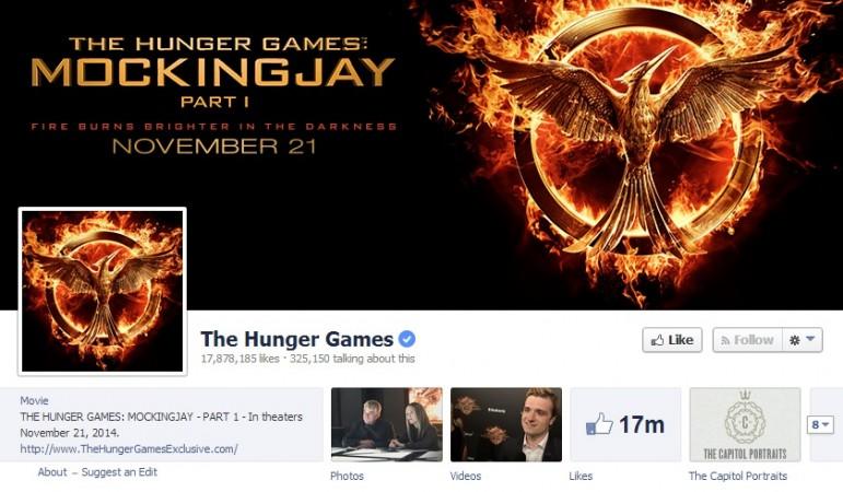 The Hunger Games: Mockingjay