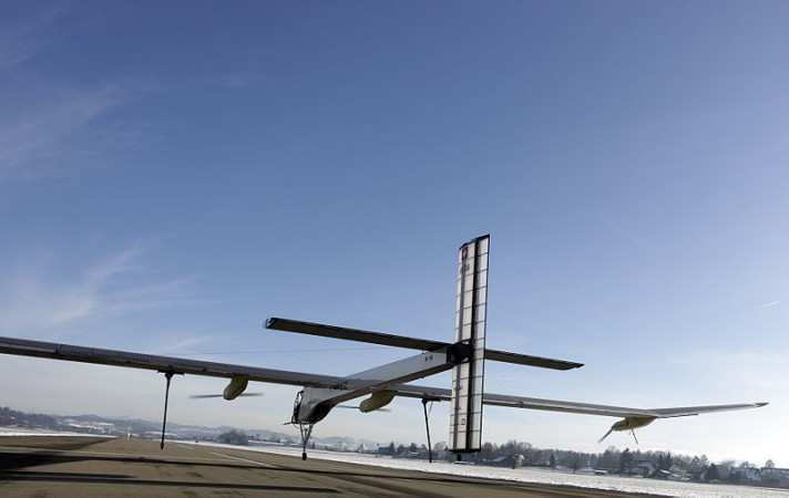 Solar Impulse (Wikimedia Commons/Matth1)