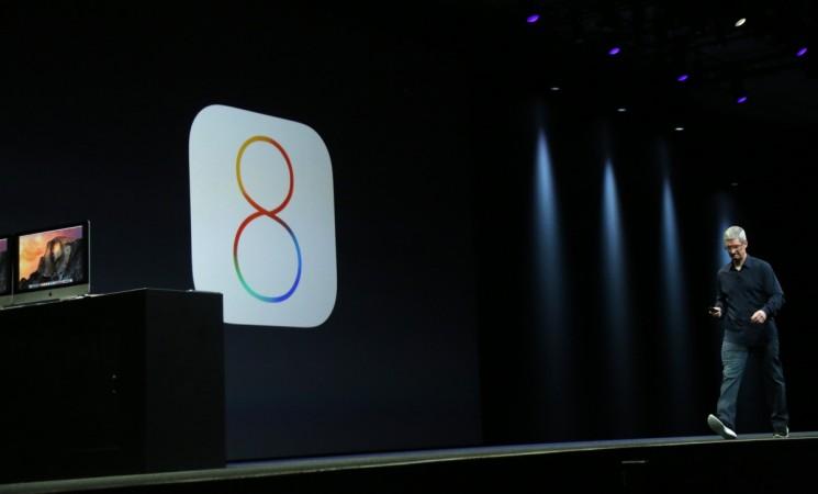 Apple iOS 8.2