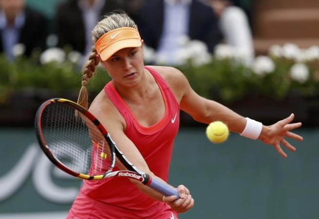 Eugenie Bouchard French Open