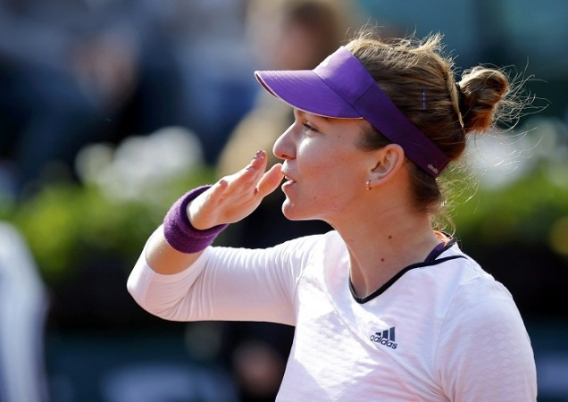 Simona Halep French Open