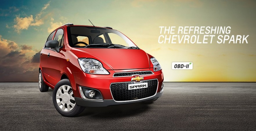 GM Launches Chevrolet Spark Limited Edition; Price, Feature Details