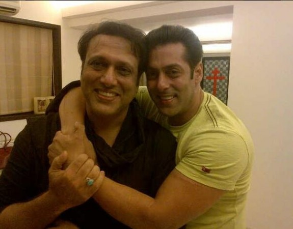 Salman Khan and Govinda