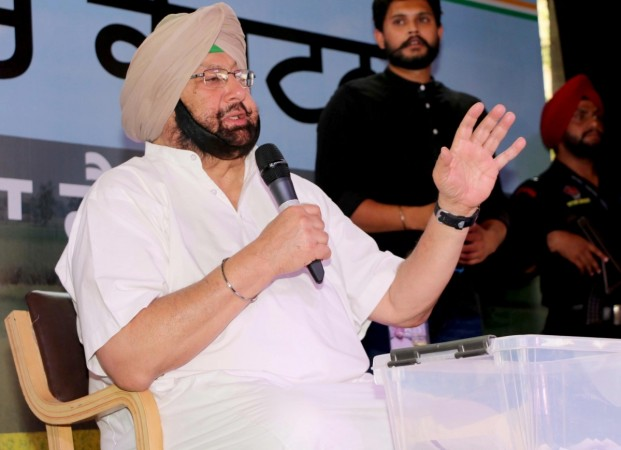 VK Singh's comment on Suhag inexcusable: Capt Amarinder Singh
