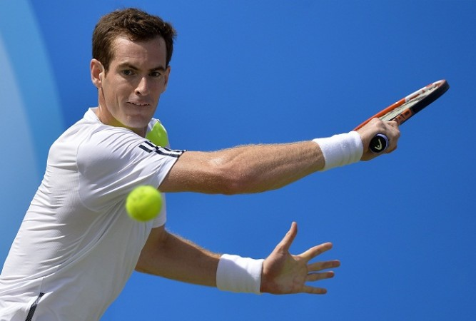 Andy Murray Queen Club