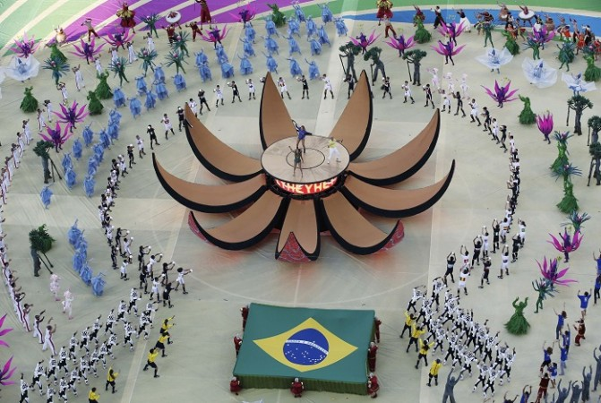 FIFA World Cup 2014 Opening Ceremony