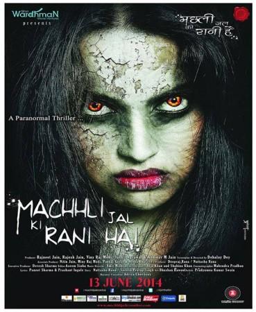 Machhli Jal Ki Rani Hai Official Poster