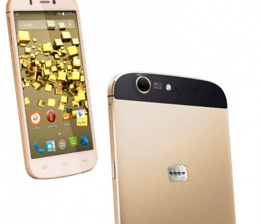 Micromax Canvas Gold A300 Octa-Core KitKat Smartphone Goes On Sale in India; Price, Availability, Specification Details