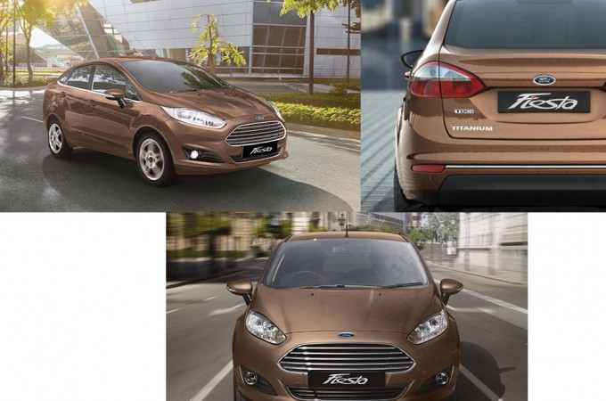 2014 Ford Fiesta Facelift Launched in India; Price, Feature Details