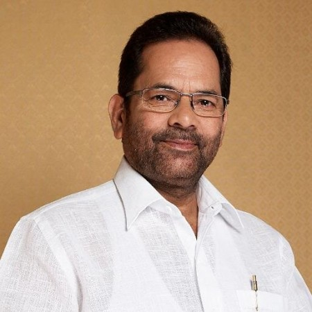 BJP Never Asked Governors to Quit, Says Naqvi