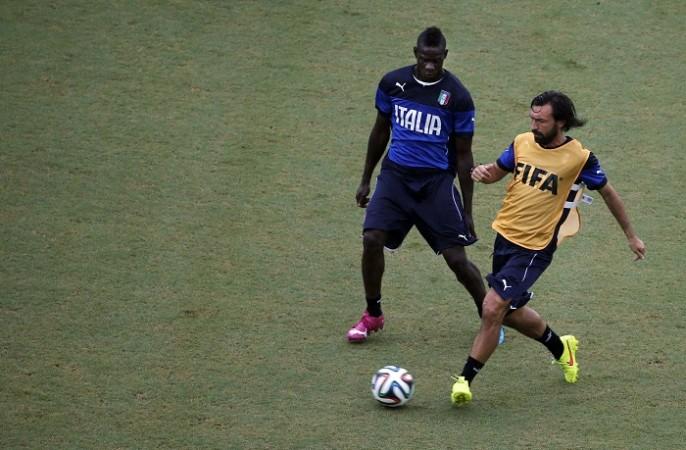 Italy Pirlo Balotelli