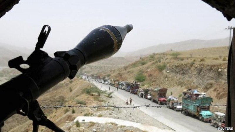 Pak Army launches offensive in North Waziristan