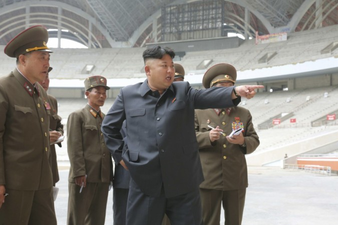 North Korea said on Friday that it has successfully tested a new high-precision, tactical guided missile, threatening South Korea.