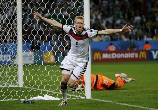 Andre Schurrle Germany